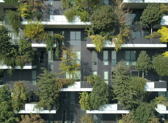 bosco verticale green