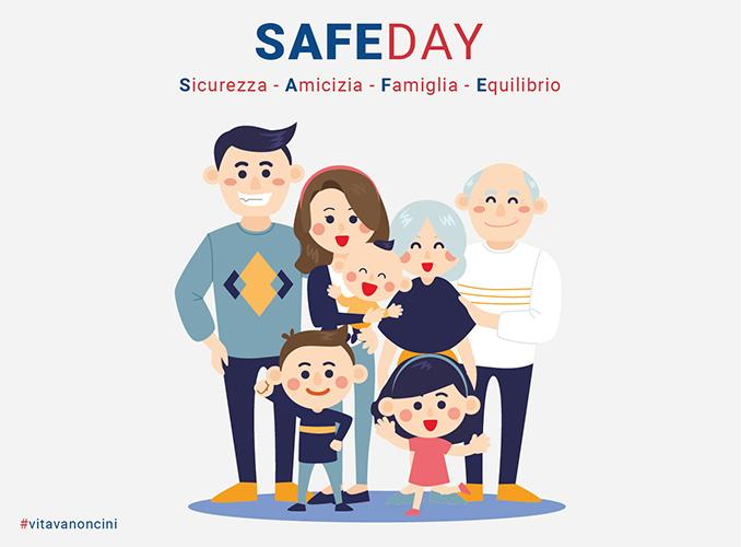 Family and safe day