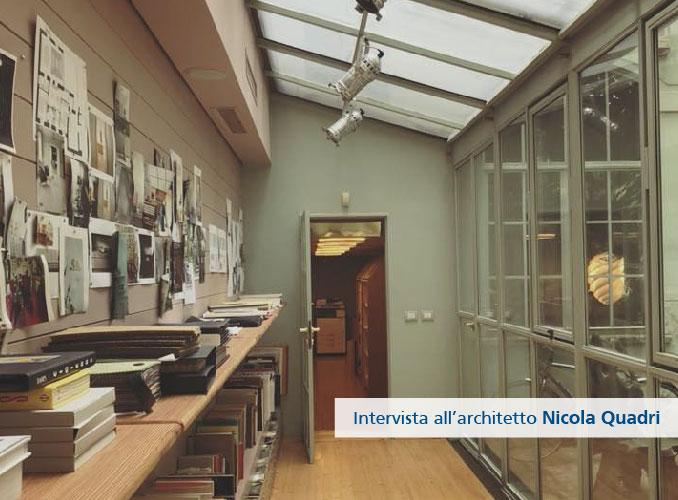 Intervista all'Architetto Nicola Quadri